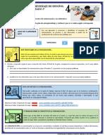 2 Junio - español - La Comunicacion