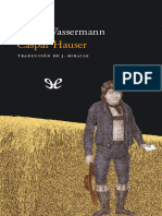 Wassermann, Jakob - Caspar Hauser (r1.1)