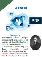 Azotul