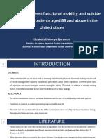 Academic Poster Presentation