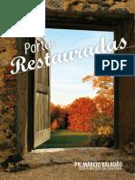 Portas Restauradas (Márcio Valadão)