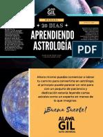 20 días aprendiendo astrología