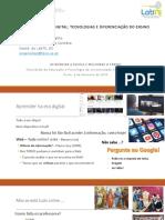 Aprender na era digital- tecnologias e diferenciação digital-AACArvalho