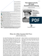 Faurisson, Robert - Bilanz der Affäre Garaudy - Abbé Pierre (1997, VffG Nr. 1, Orig., dsb.)