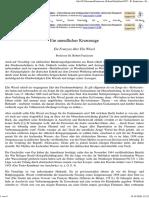 Faurisson, Robert - Ein unredlicher Kronzeuge - Ein Franzose über Elie Wiesel (1987, Text)