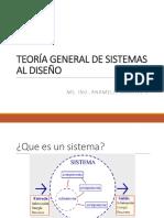Teoría General del Diseño