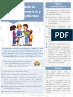 03 Sesión 2 -Infografía Para Docentes- Empatía en Estudiantes 20082020