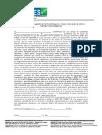 AUTORIZACION DE TRATAMIENTO DE DATOS PERSONALES Y CONSULTA EN BASES DE DATOS Y CENTRALES DE INFORMACION