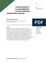 Cesarino, Leticia. Identidade e Representacao No Bolsonarismo - Corpo Digital Do Rei, Bivalência Conservadorismo-neoliberalismo e Pessoa
