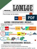 La LOMLOE