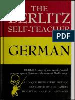 The Berlitz Selt-teacher German-ответ