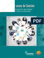 Estudios de Caso de Gestión Cooperativa (CIRIEC-COOMEVA)