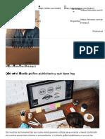 ▷ Qué es el Diseño Gráfico Publicitario, tipos y características _ Einatec