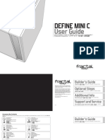 Manual Define Mini C 10.36 MB