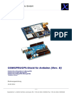 Arduino Gsm Gprs Gps Shield Beschreibung Rev.8 De