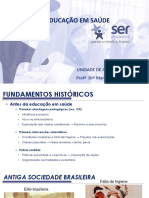 Educação Em Saúde DOL - Unidade 1 - Marcela Pinto Moura