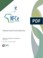 Manual de Orientação ao Contribuinte - MOC - versão 7.0 - NF-e e NFC-e