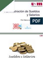 SS Tema 1 Sueldo y Salario
