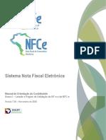 ANEXO I - Leiaute e Regra de Validação - NF-e e NFC-e