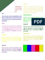 Teste fonte Leiturra impressão