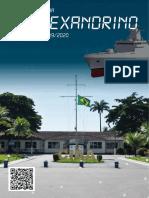 Revista do CIAA O Alexandrino ano 2019 2020