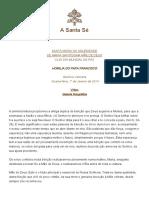 Papa Francesco 20140101 Omelia Giornata Mondiale Pace