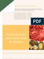 Proceso de Secado Para La Conservación de Alimentos (2)