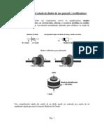 Comprobacion de diodos
