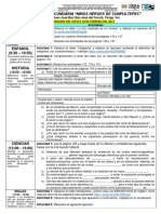 ACTIVIDADES DEL JUEVES 18 DE FEBRERO DEL 2021(2)