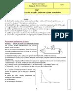 td7-circuits-linc3a9aires-du-premier-ordre-en-rc3a9gime-transitoire
