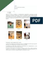 Fundamentos Tecnicos Del Voleibol