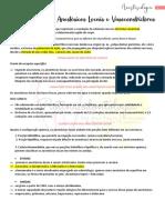 Farmacologia Dos Anestésicos Locais e Vasoconstrictores