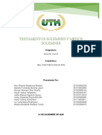 PORTAFOLIO DE TESTAMENTOS SOLEMNES Y MENOS SOLEMNES GRUPO 1