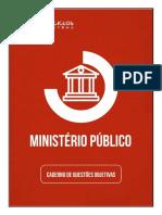 Revisado Caderno de Questoes Objetivas Concurciclos Mp