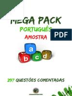 Amostra-Mega-Pack-Português-297-Questões-T