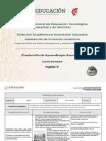 Inglés IV-Cuadernillo