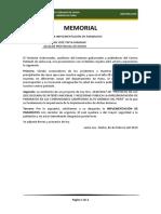 MEMORIAL ANTENAS PARARAYOS