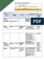 Planificación microcurricular 2do BGU Desarrollo del pensamiento crítico