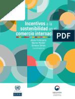 2021-Incentivos a la sostenibilidad en el comercio internacional