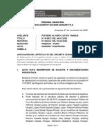 542-2020-SUNARP-TR-A  TRIBUNAL REGISTRAL - CUTIPA YANQUE ABOGADOS & ASOCIADOS