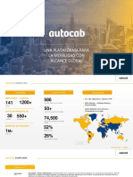 Autocab Overview - Presentation -2019