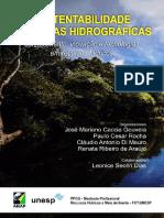 Sustentabilidade Em Bacias Hidrográficas
