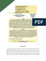 Efectos del Entrenamiento de la Estabilidad Lumbopelvica
