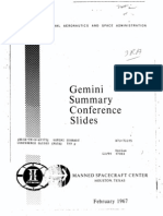 Gemini Summary Conference Slides