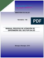 Normativa-128 MANUAL PROCESO DE ATENCION