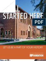 State Center Community College Foundation Annual Report 2009-2010