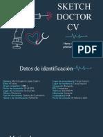 Sketch Doctor CV by Slidesgo - Copia