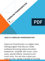 Cyberlink PowerDirector 8_Lesson 1