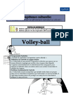 Projet de Cycle Volley-Ball