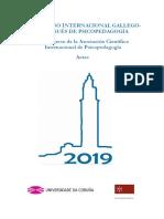 Actas Del XV Congreso Internacional Gallego-portugués de Psicopedagogía_2019